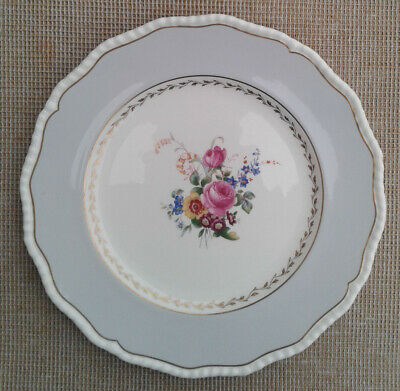 Royal Doulton Hand Painted Floral Cabinet Plate - 1924  (qty 6 Available) • 12.99£