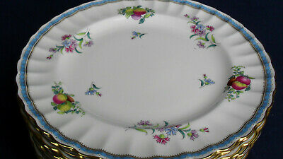 Spode TRAPNELL SPRAYS Lunch Plate Up To 12 In Stock You Choose • 13.50£