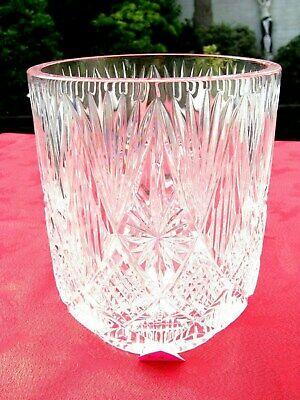IRISH TYRONE CRYSTAL ICE BARREL 1st QUALITY BOWL DISH CENTREPIECE  OTHERS LISTED • 19.95£