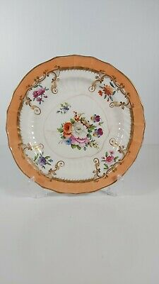 Early Royal Crown Derby Plate, Appr.23cm • 34£