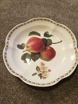 The Royal Horticultural Society Queens Hookers Fruit Serving Dish Bowl  • 6.99£