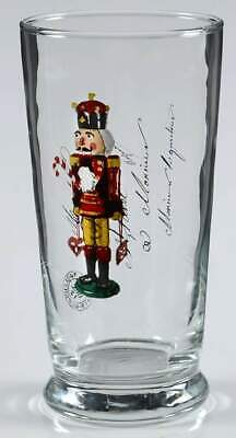 Williams Sonoma Nutcracker Highball Glass 8076030 • 23.91£