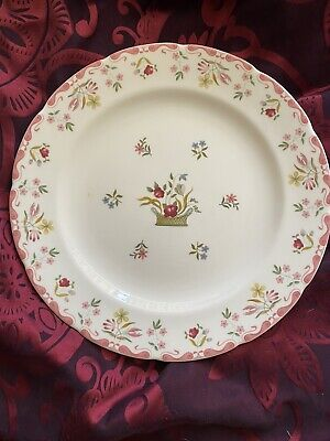 Wedgewood Bianca Large 11  Plate X6 • 7.90£