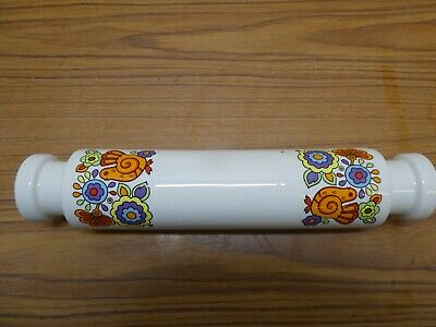 Vintage Retro Lord Nelson Gaytime Ceramic Rolling Pin • 20£
