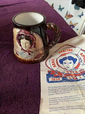 Great Yarmouth Pottery Grace Darling Appeal • 5£