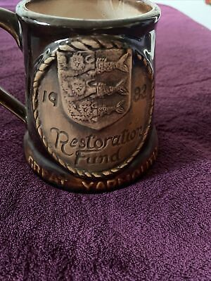 Great Yarmouth Pottery Fishermans Hospital Mug • 5£