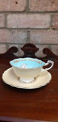 Vintage Paragon Cup And Saucer Set.  • 43.56£