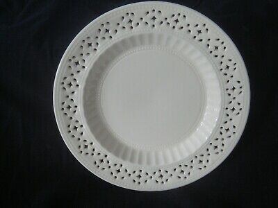 HARTLEY GREENS Pottery Leeds   7  Diameter Side Plate   Very Old Creamware Lot 2 • 14.99£