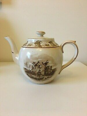 Grimwades Old Bill Teapot -  Staying At A Farm & Better Ole Cartoons • 175£