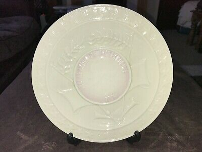 Belleek Declaration Of Independence 1776 Very Limited Edition Plate • 12£