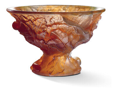 Daum Crystal Small Bowl 01631 • 655.13£