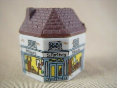 WADE WHIMSEY-ON-WHY - ANTIQUE SHOP - SET 2 1981-1982 Ref 6 • 11.99£