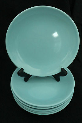Canonsburg Pottery Temporama Blue BREAD BUTTER Plate Retro Atomic Starburst  • 12.87£