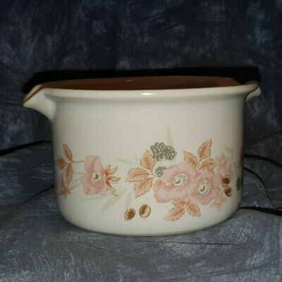 Boots 'hedge Rose' Gravy Sauce Boat Dinner Party Condition Free Uk P&p Vintage  • 9.50£