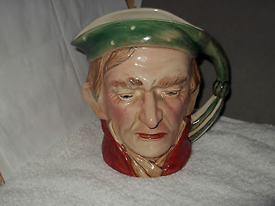 Large Beswick Character Jug Of Scrooge  Number 372 • 25.99£