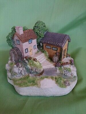 Academy House Ornament - Watermill - 5  - Detailed Collectable - Rare • 9.99£