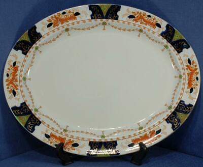 Imari 16  Platter In The Millwood Pattern By Wood & Sons • 12£