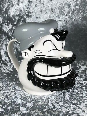 Paul Cardew Popeye Brutus Collectible Teapot • 24.99£