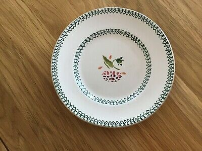 Limited Edition Nicholas Mosse Pottery Side Plate, Dahlia Design,Made In Ireland • 17.99£