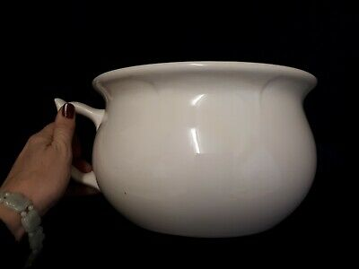 Vintage New Hall Staffordshire Chamber Pot • 32£