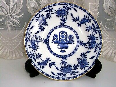 Minton Delft Blue And White Plate 16cms • 4£