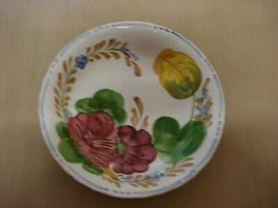 Belle Fiore Chanticleer Ware Simpsons Potters Soup/Desert Bowl • 12£