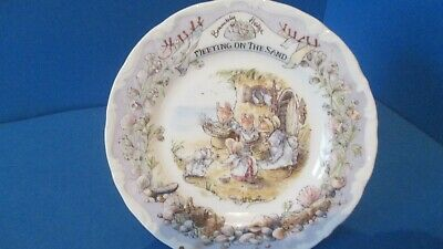 Brambly Hedge~ Meeting On The Sand 1st Quality  • 45£