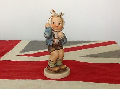 Vintage 1950's W Goebel, Hummel West Germany, Boy With Toothache 217  • 20£