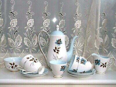Queen Anne **giselle**  13 Piece Coffee Set • 20£