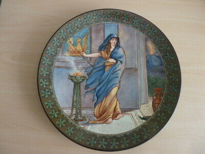 Doulton Lambeth Wall Plaque By Margaret Armstrong • 295£