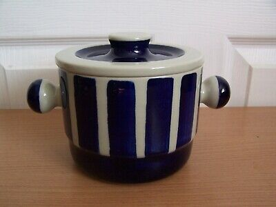 Vintage Rorstrand Pottery Marianne Westman Casserole Dish With Lid Sweden • 24.99£