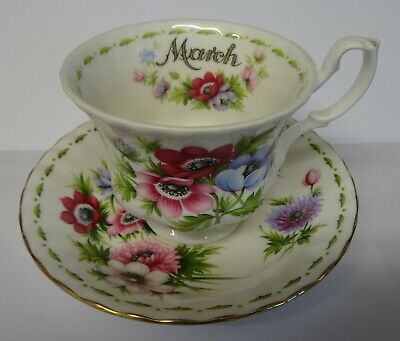 Antique Art Deco Royal Stafford Porcelain Cup, Saucer And Plate. • 9.99£