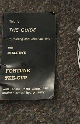 Copy Of The Ian Messiter Fortune Telling Cup Users Guide • 5£