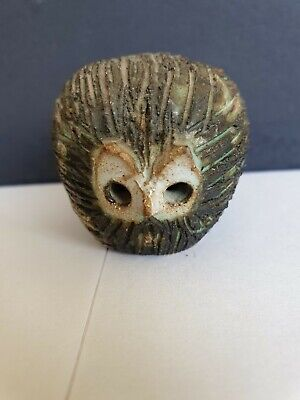 Small Briglin Pottery Animal. Possibly An Owl! Excellent Condition  • 3.99£