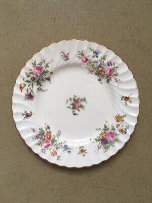 Mintons Marlow Pudding Dessert Plate 8 Inch Good Condition • 3£
