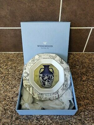 Wedgwood 'The Portland Vase' 5  Small Dish - Boxed & Excellent Condition • 4.99£