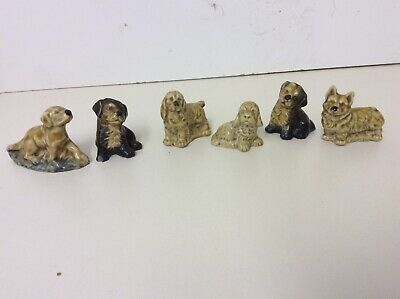 Wade Miniature Dog Collection • 12.50£