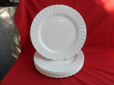 Wedgwood, Candlelight - 8 X 10.75  Dinner Plates • 35£