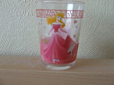 TwoSleeping Beauty Glasses Approximately 3 ½'' Tall   • 0.99£
