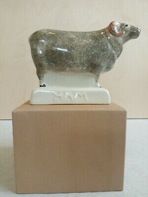 Rye Pottery Ram/Sheep Ceramic Animal Excellent Condition. • 22£