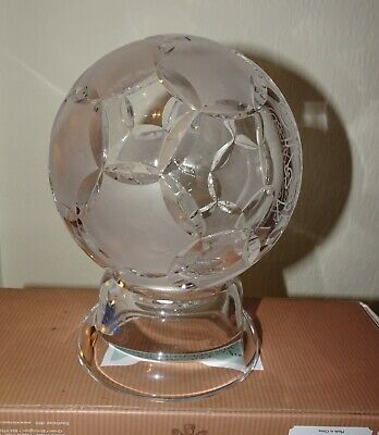 Crystal Ball 24% Lead Crystal Glassware By IRENA Made In Poland  • 5.99£