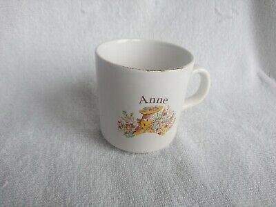 Personalised Cup (anne) • 1£