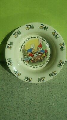 Noddy Collection Royal Stafford Childs Pottery Bowl • 8.55£
