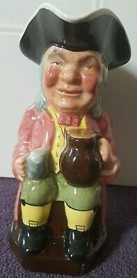 **CURRENTLY NOT POSTING**Kelsboro Ware Toby Jug • 8.99£