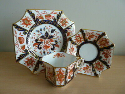 Stunning Shelley Foley Wileman Trio Japan Pattern Must See • 45£