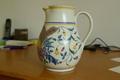 Large Poole Pottery ZW Jug By Truda Carter • 30£