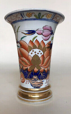 Early 19thC Masons Ironstone 'Japan' Trumpet Vase • 35£