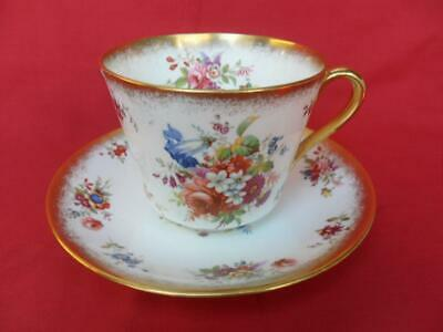Hammersley Lady Patricia - Huge Oversized Teacup & Saucer • 149.50£