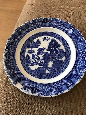 Coronaware 'Willow' Plate • 3£