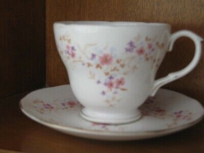 Duchess Spinney China Cup And Saucer Duo • 2.50£